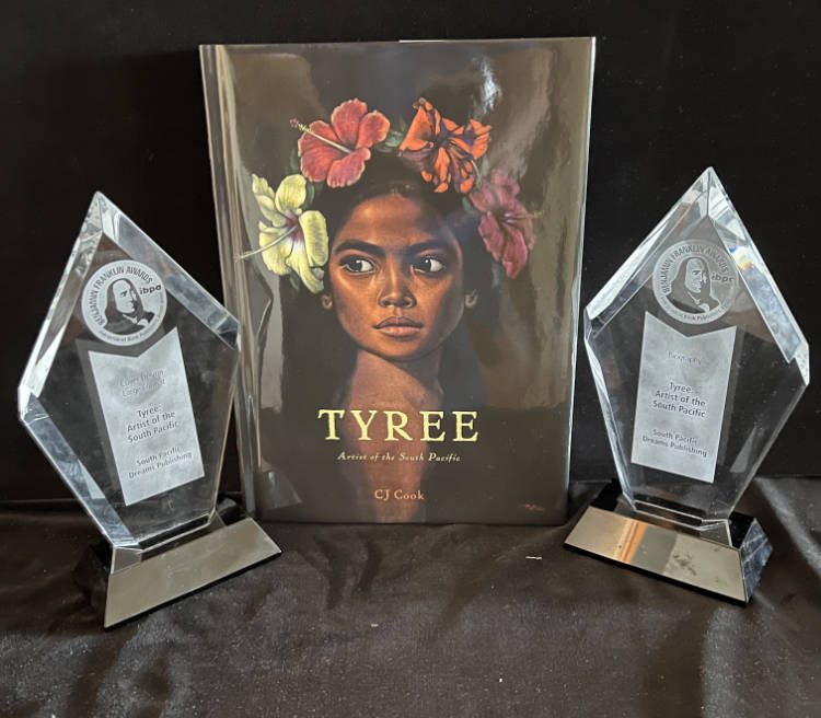 image of Tyree book and awards