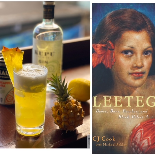 Tuesday July 13th at 5pm at Maui Brewing Co., event hosted by author CJ Cook