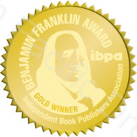 image of BFA gold seal - Tyree: Artist of the South Pacific has been awarded two gold awards, Best Biography and Best Cover, at the Independent Book and Publishers Association (IBPA)